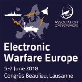 logo electronic warfare europe