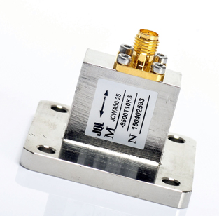 JQL coax waveguide adapter