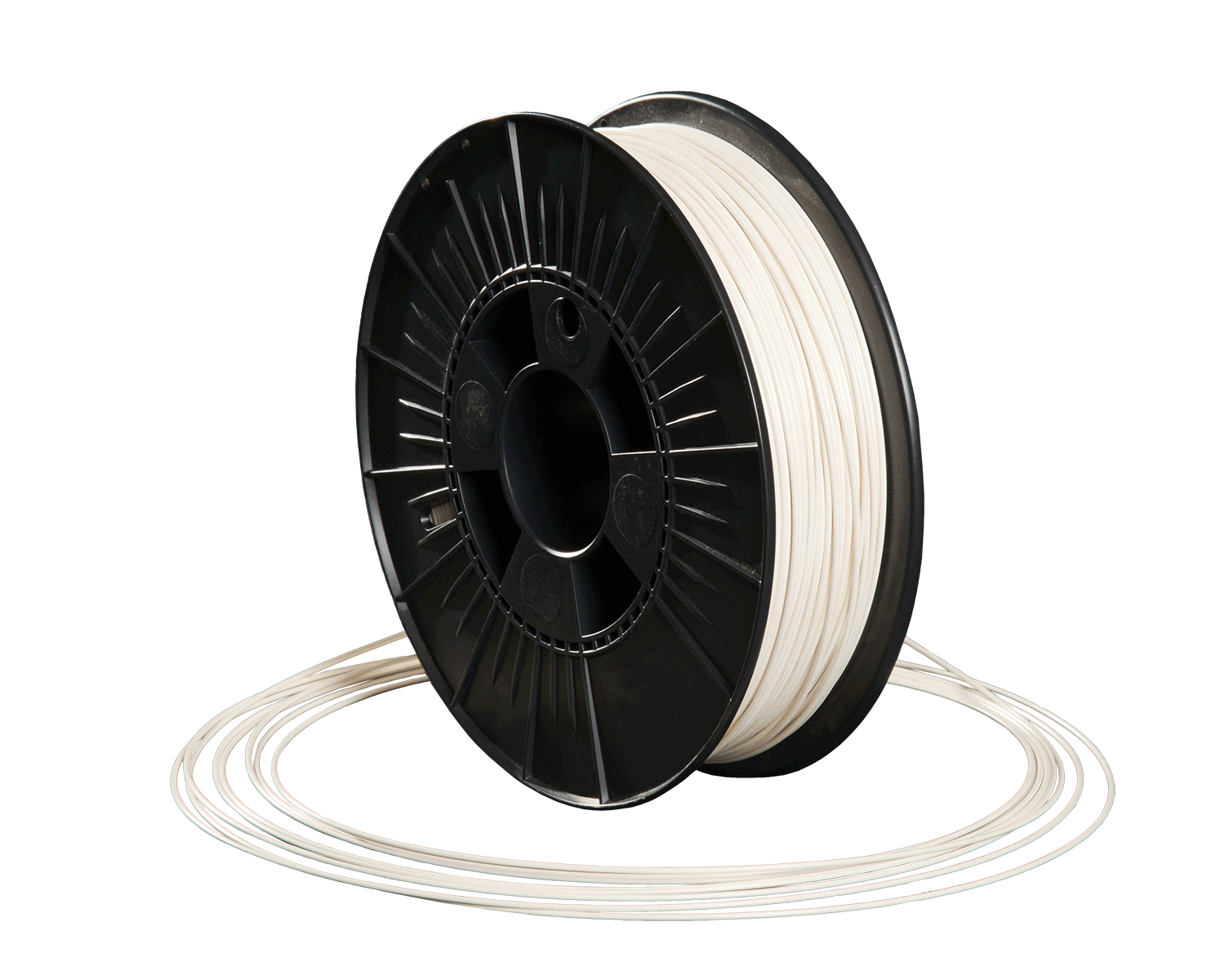 Preperm filaments for 3D printing