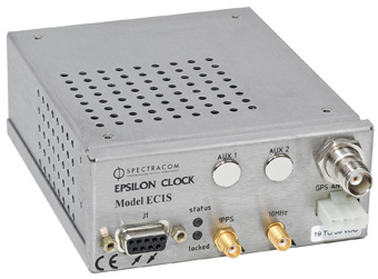 Spectracom time reference module