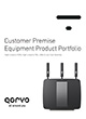 Qorvo customer premises equipment products